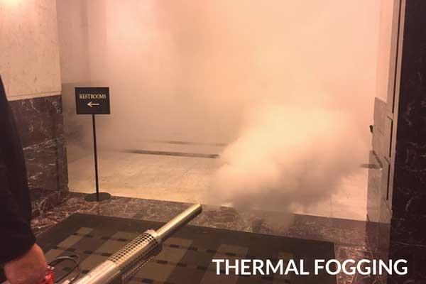 smoke damage cleaning, smoke deodorization
