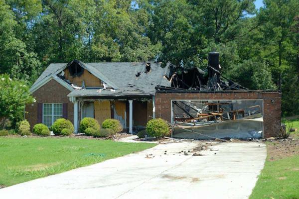 fire damage restoration ashland