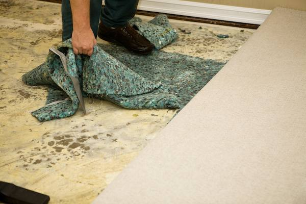 water damage cleanup company